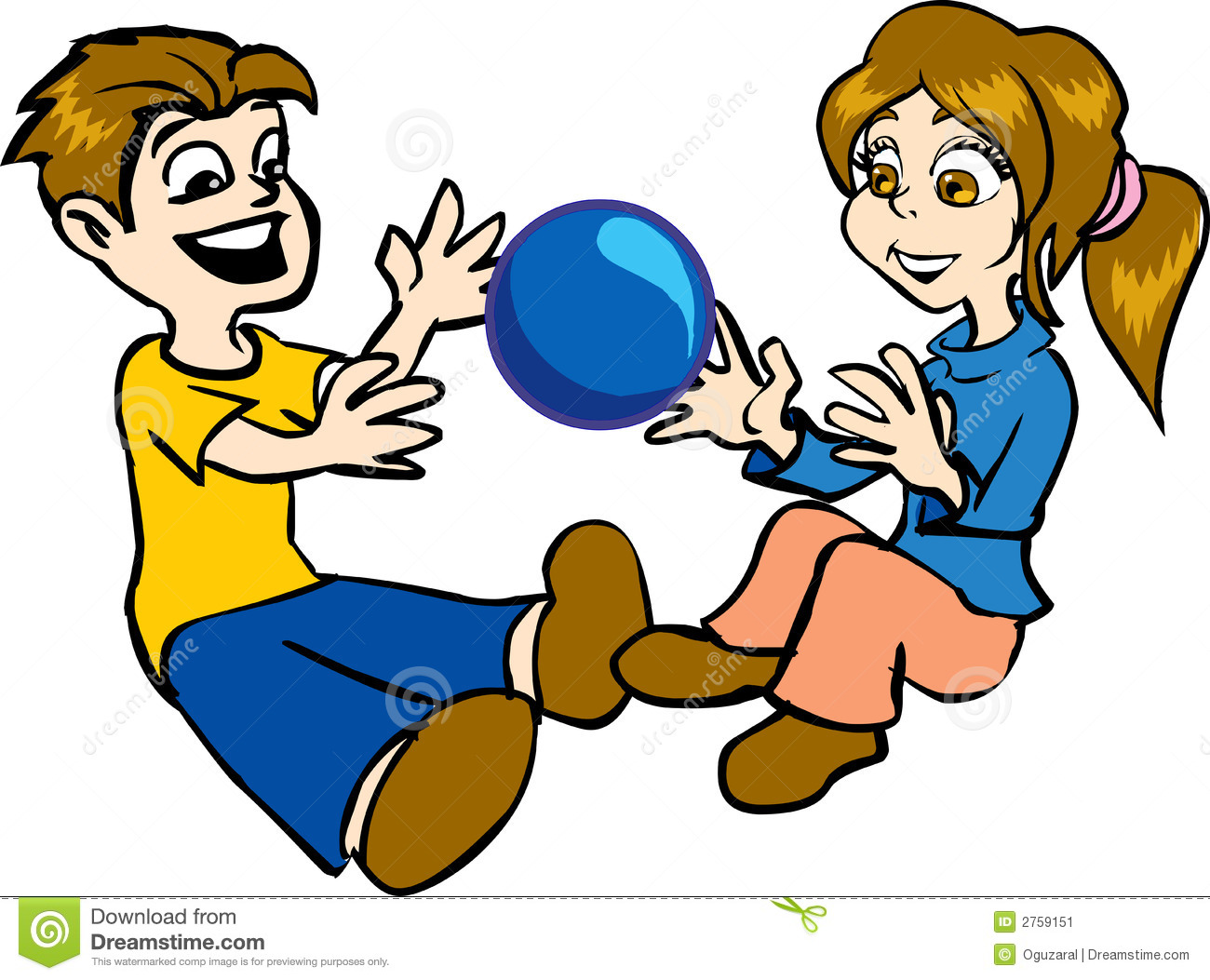 hight resolution of kids playing on playground clipart