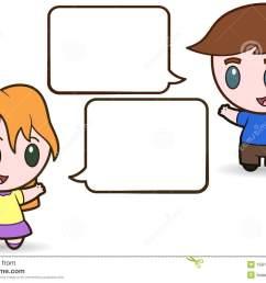 kids talking clipart [ 1300 x 957 Pixel ]