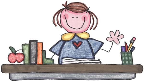 Image result for kindergarten teacher clip art