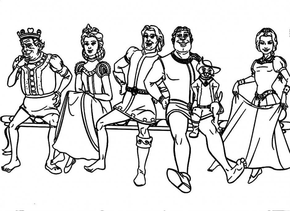 Beautiful King And Queen Coloring Pages Clipart Panda Free