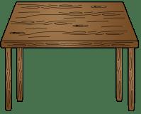 Round Kitchen Table Clip Art | Clipart Panda - Free ...
