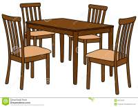 Kitchen Table Clipart | Clipart Panda - Free Clipart Images