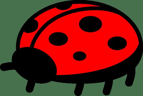 ladybug clip art free printable