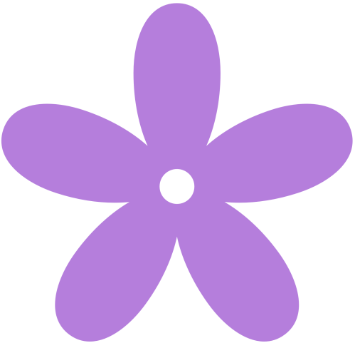 small resolution of lavender flower clip art