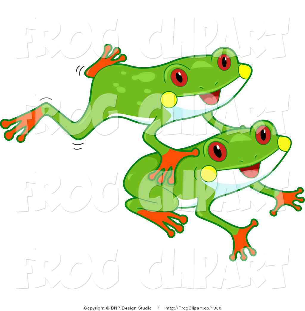 hight resolution of leap clipart