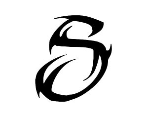 The Letter S Tattoo Designs