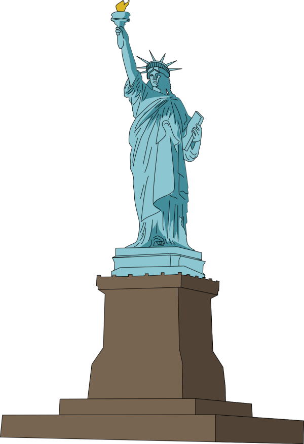 Liberty Clip Art Clipart Panda - Free