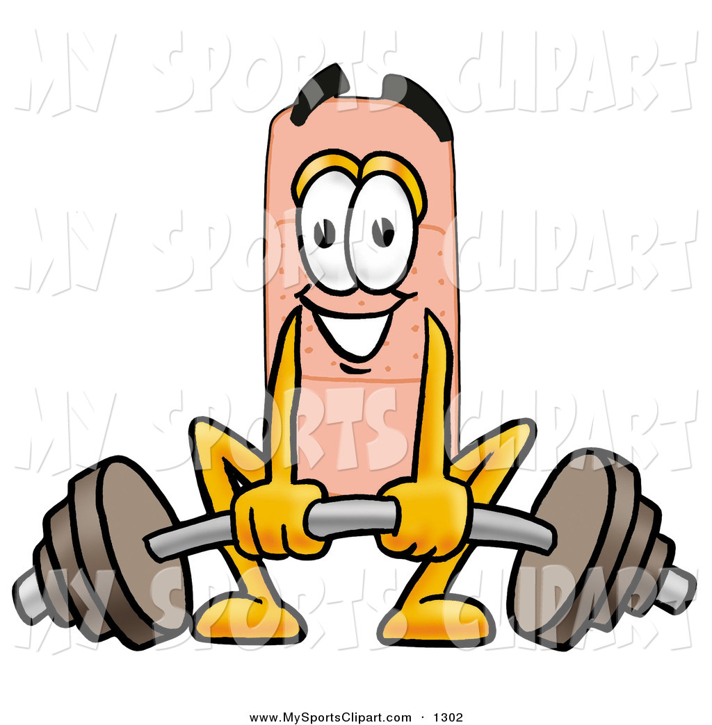 hight resolution of lifting clipart