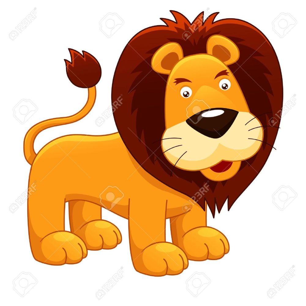 medium resolution of lion clipart