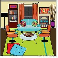 Living Room Clip Art | Clipart Panda - Free Clipart Images