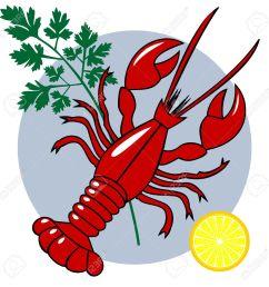 lobster clipart [ 1300 x 1300 Pixel ]