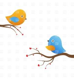 love birds clipart [ 1200 x 1200 Pixel ]