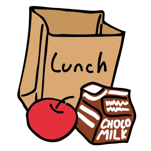 small resolution of lunch clip art