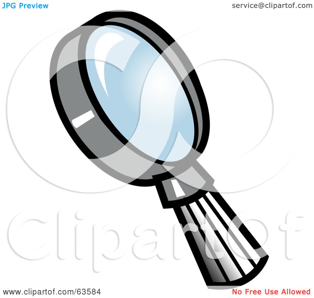 medium resolution of magnifying glass book clipart