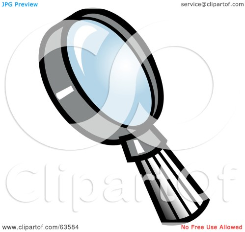 small resolution of magnifying glass book clipart