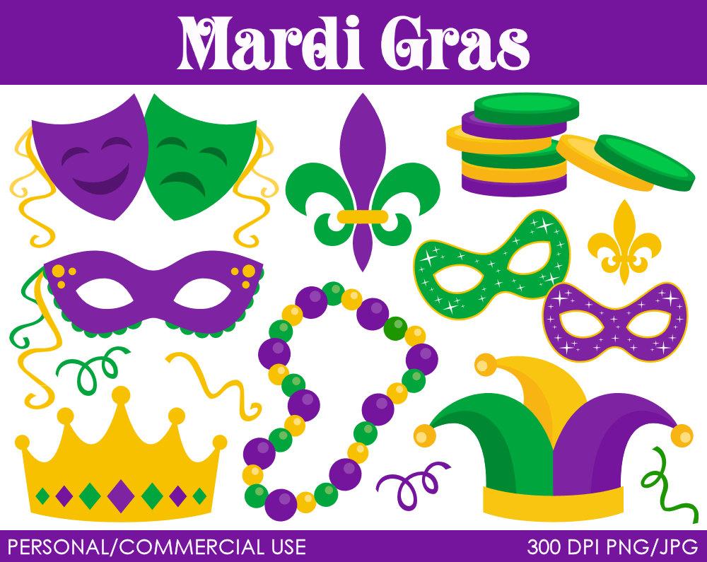 medium resolution of mardi gras clipart