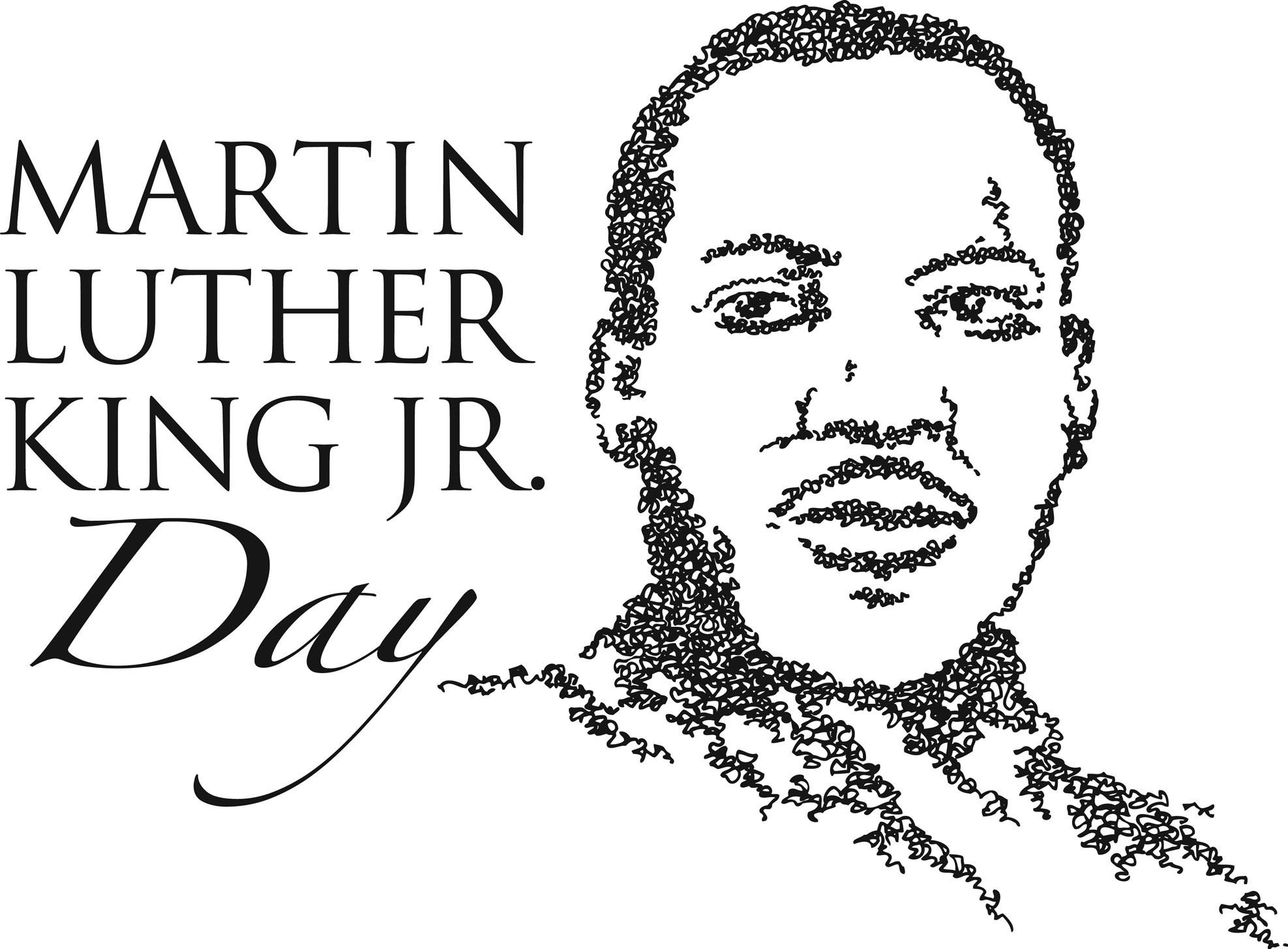 Martin Luther King Jr Day Clipart Clipart Panda
