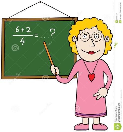 small resolution of math teacher teaching