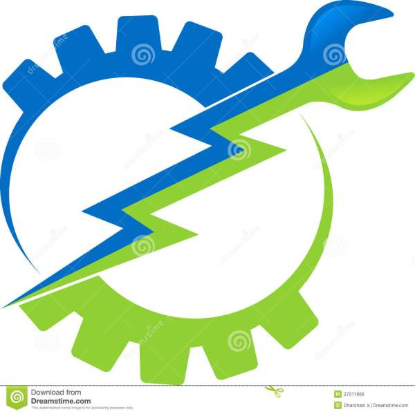 Electrical Engineering Symbols Clip Art