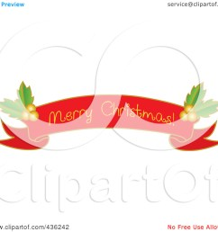 merry christmas banner clipart [ 1080 x 1024 Pixel ]