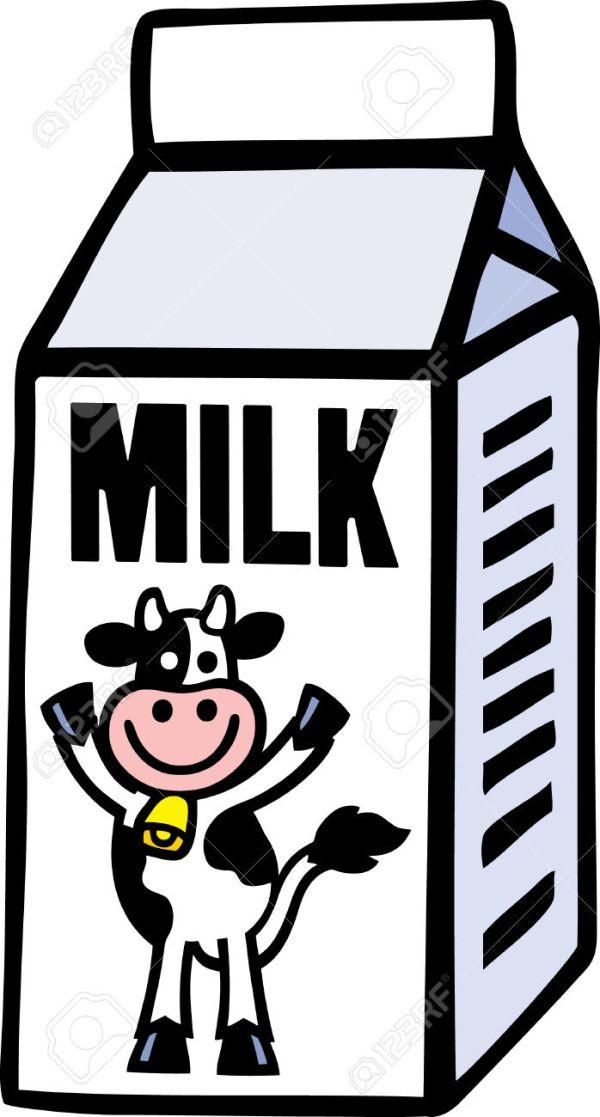 milk clip art free clipart panda