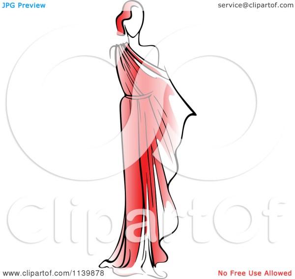 Fashion Model Clip Art