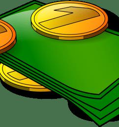 money clipart [ 1969 x 961 Pixel ]