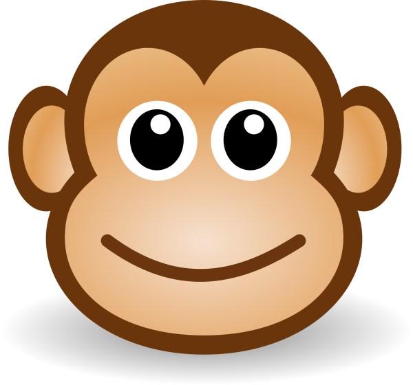 monkey clip art clipart