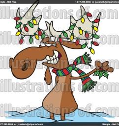 moose clip art [ 1024 x 1024 Pixel ]