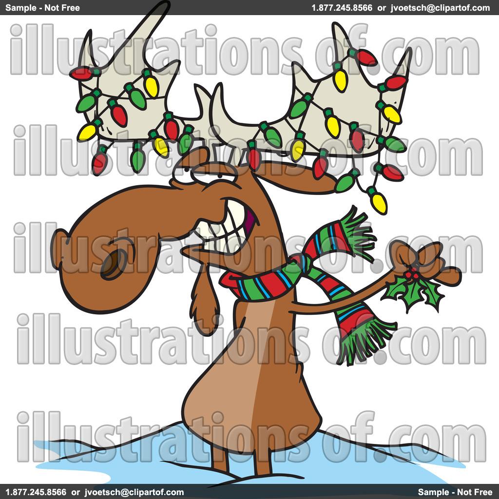 hight resolution of moose clip art