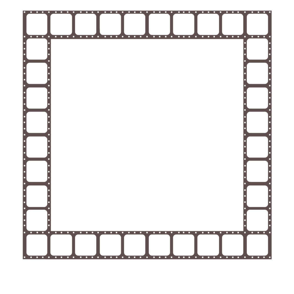 medium resolution of movie clipart border