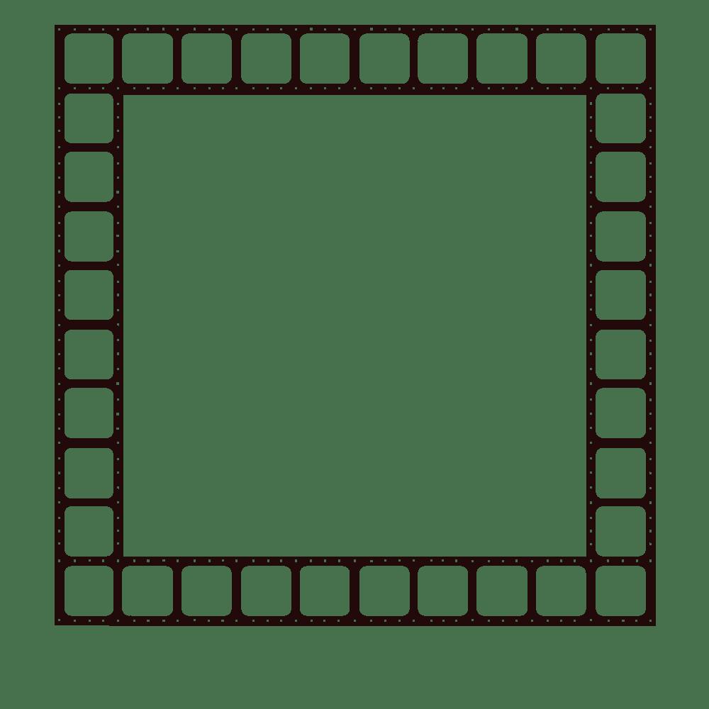 hight resolution of movie clipart border