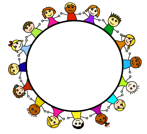 children border clip art clipart
