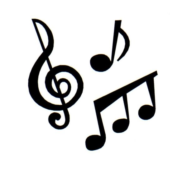 music note clip arts clipart