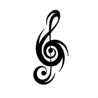 20 Music Tattoos Symbols And Signs Ideas And Designs