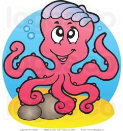 octopus clip art [ 1024 x 1044 Pixel ]