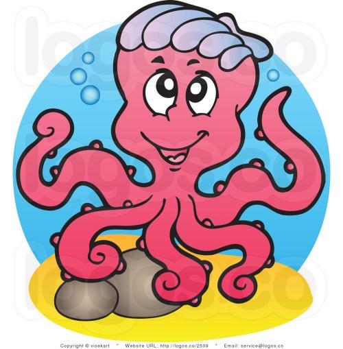 small resolution of octopus clip art