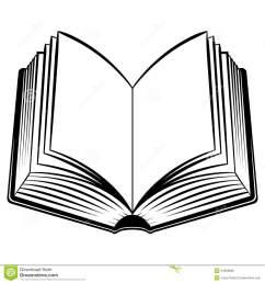 open book outline clipart [ 1300 x 1390 Pixel ]