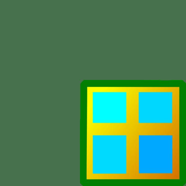 Open Window Clipart Panda - Free