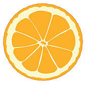 orange slice lime clipart clip vector illustration clipartpanda drawings illustrations background circle gograph royalty fruit presentations websites reports powerpoint projects