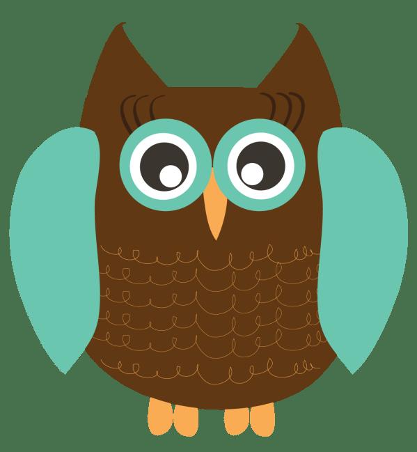 Cute Owl Clip Art Free