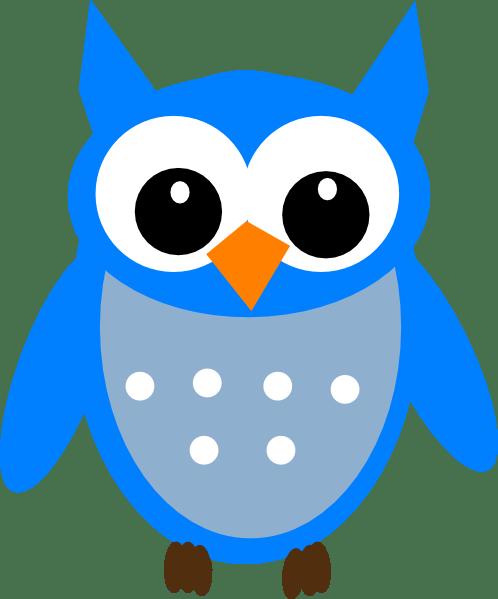 owl clipart cute free