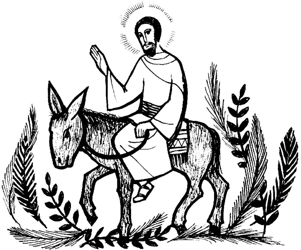 Palm Sunday Clip Art Christian Clipart Panda