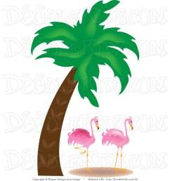 palm tree clip art [ 1024 x 1044 Pixel ]