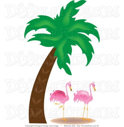 small resolution of palm tree clip art