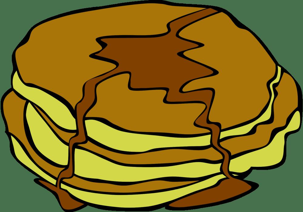 medium resolution of pancake clipart