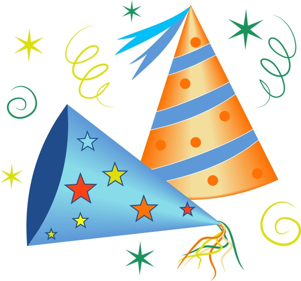 party clip art adults clipart