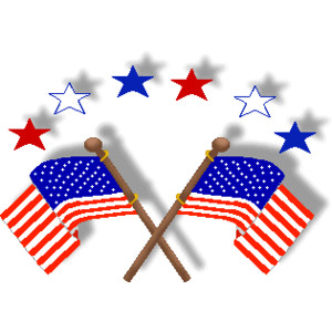 patriotic clip art borders free