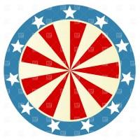 Patriotic Star Border Clip Art | Clipart Panda - Free ...