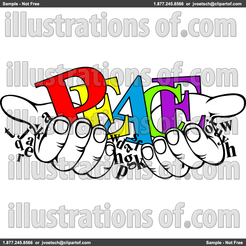 hight resolution of peace clipart